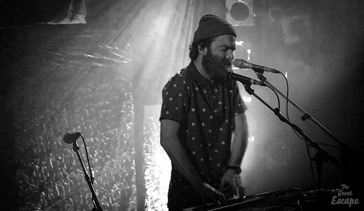 Chet Faker à la Maroquinerie de Paris - The Great Escape