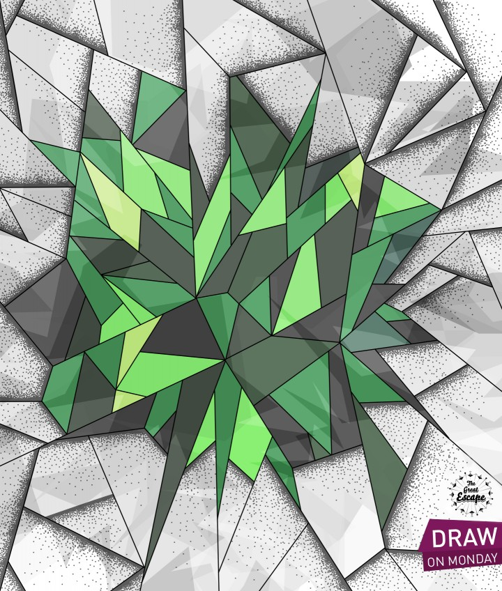 DrawOnMonday#1_+logo