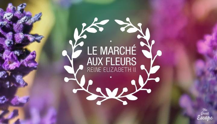 Le Marché aux Fleurs de Paris