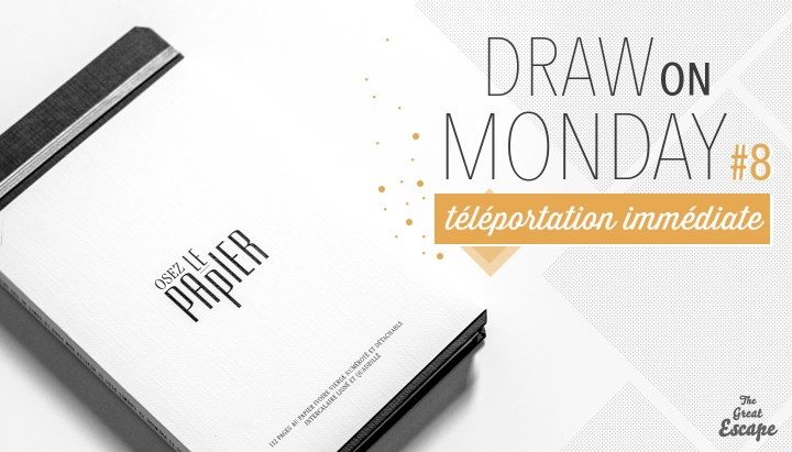 Draw On Monday #8 Main